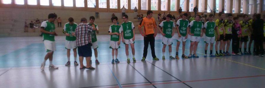 Les -18M sont champions d'Alsace