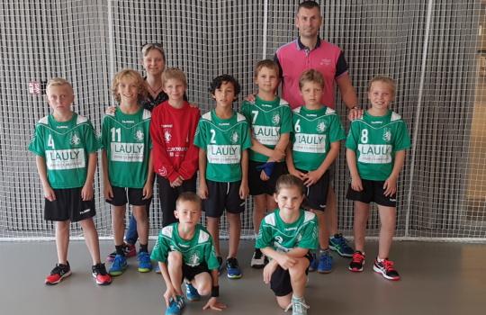 -11 ans Mixte | Barr – Lingolsheim 3 le 13/10/2018