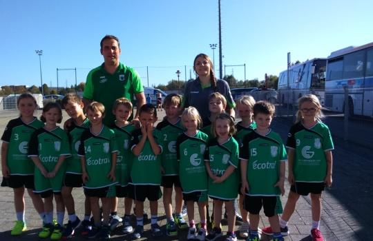 Ecole de Handball | 1ère journée saison 2018-2019