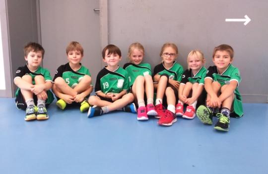 Ecole de Handball | Journée du 25/11/2018 à Marckolsheim