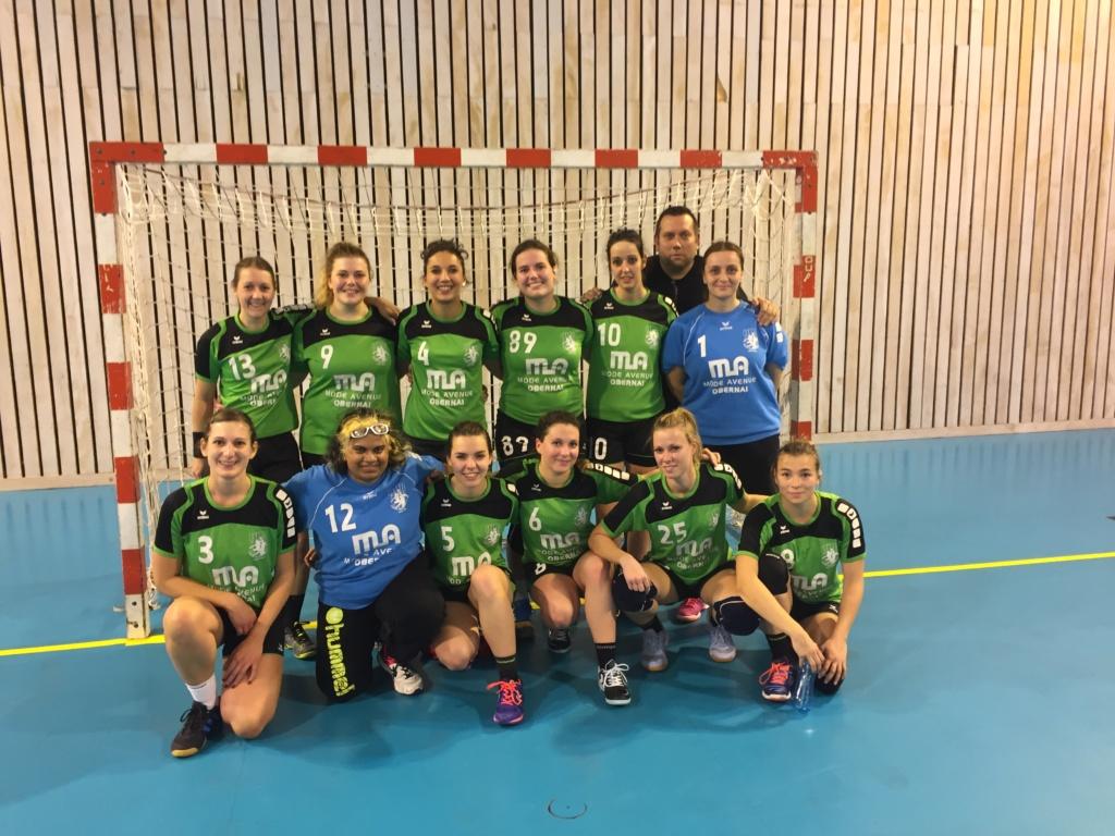 EquipeSF1-saison2018-2019