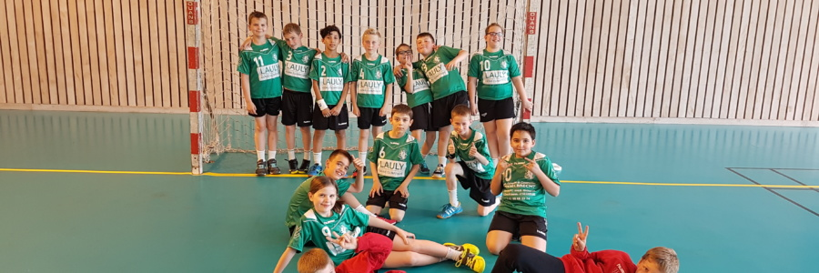 -11 Mixte | Match Barr – Lingolsheim 3 le 04/05/2019