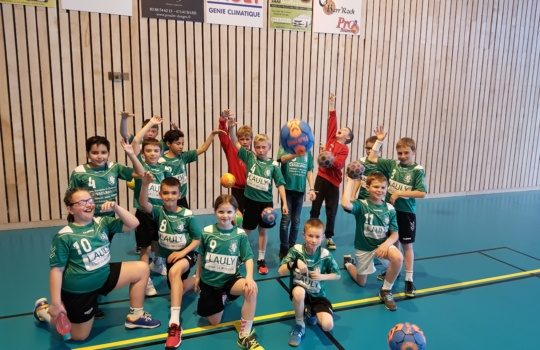 -11 Mixte   Match Barr – Strasbourg Sud 3 le 11/05/2019