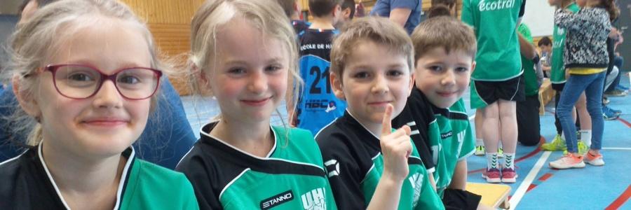 Ecole de Handball | Journée du 27/04/2019 à Villé