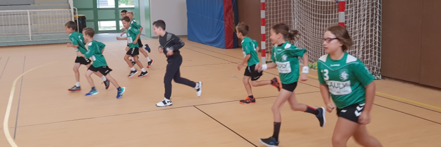 -11 ans mixtes 1 & 2 | Match week-end du 21-22/09