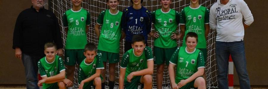 -15M | Match Barr – Ried Handball le 5/10/2019
