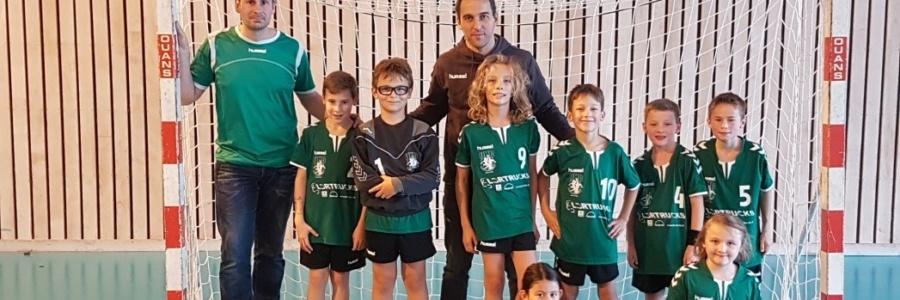 -11 ans Mixte 1 & 2 | Matchs du 9/11/2019