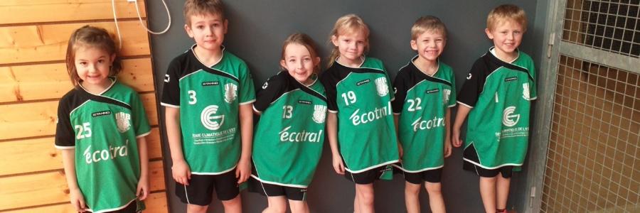 Ecole de Handball | Journée du 24 novembre 2019 à Molsheim