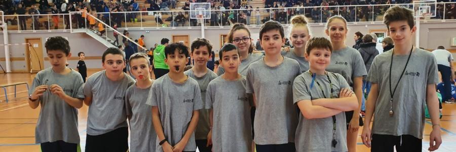 JAJ | Journée Ecole de Handball à Obernai le 26/01/2020