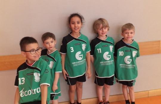 Ecole de Handball | Journée du 26/01/2020 à Obernai