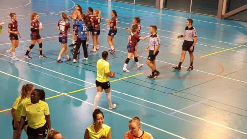 UHB-Journee-decouverte-handball match-amical 05-09-2020 (4)